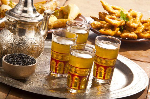 Marokko Arganöl